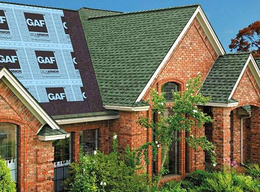 6 Components of the GAF Lifetime Roofing System