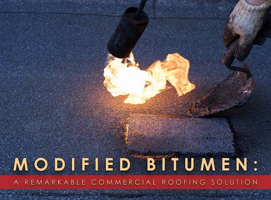 A Remarkable Commercial Roofing Solution