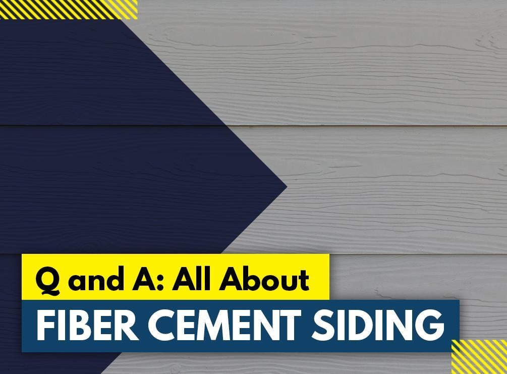 All About Fiber Cement Siding