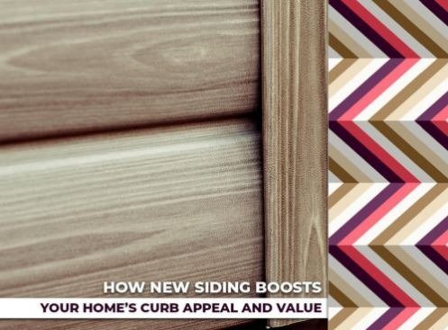 How New Siding Boosts Your Home's Curb Appeal and Value