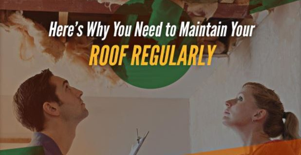 Here's Why You Need to Maintain Your Roof Regularly March 9, 2018 by Ant
